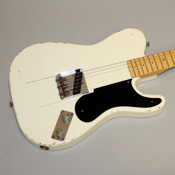 First Fender Guitar : 1949 fender esquire 39 snakehead 39 prototype 1 a year later leo fender created his first ~ Vivirlamusica.com Haus und Dekorationen