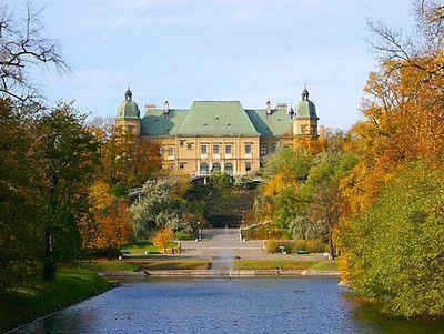 Ujazdowski Castle, Poland
