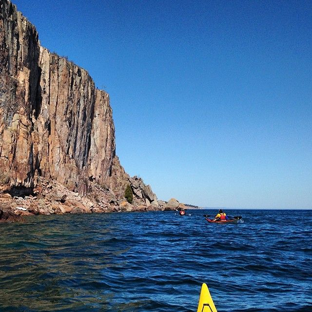 Experience the Rugged North Shore of Lake Superior in Minnesota Photo credit: Deanna Erickson #OnlyinMN