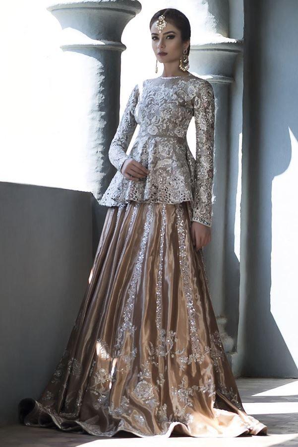 Sania Maskatiya. Bridal dress - ad-15