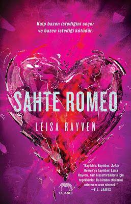 Sahte Romeo - Leisa Rayven ePub PDF e-Kitap indir   Leisa Rayven - Sahte Romeo ePub eBook Download PDF e-Kitap indir Leisa Rayven - Sahte Romeo PDF ePub eKitap indir Sahte Romeo Starcrossed Serisi 1 Leisa Rayvenİki milyondan fazla okura ulaşan bu büyüleyici aşk hikâyesi sizi etkisi altına alacak ve son sayfaya kadar nefesinizi tutmanızı sağlayacak. Tüm zamanların en büyük aşk hikâyesini canlandırırken kendi aşk hikâyelerini keşfettiler Cassie Taylor ve Ethan Holt'un yolları üniversite…