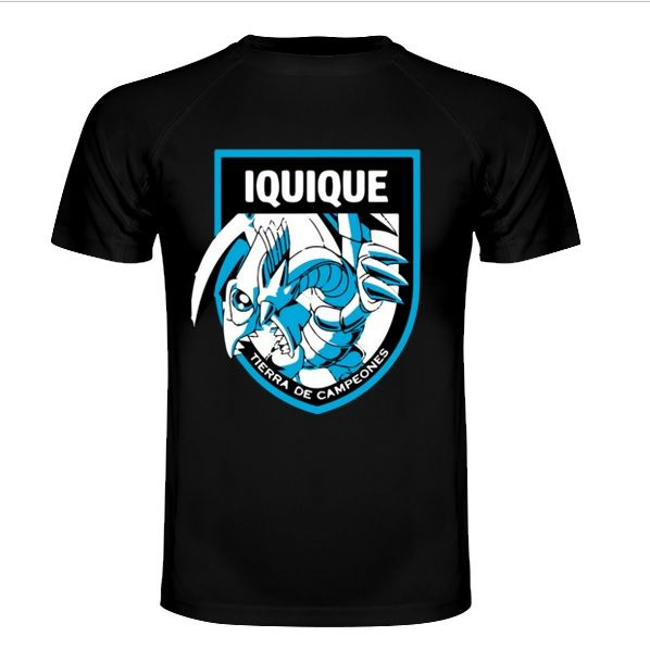 polera futbol chileno Deportes Iquique  polera by dniel11.deviantart.com on @DeviantArt Manga corta