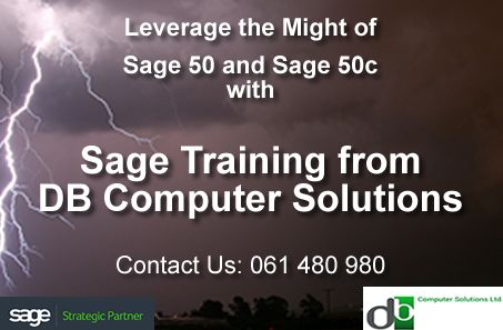 Leverage the Might of Sage 50 and Sage 50c. Sage Training from DB Comp Solutions helped you in maximize your accounting things in lesser time.