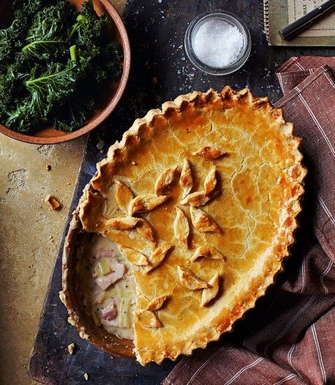 Chicken,-smoked-bacon-and-leek-pie