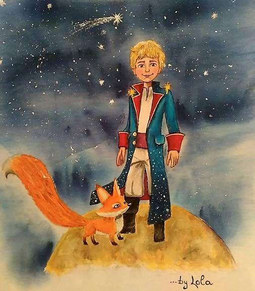 byLola / malý princ