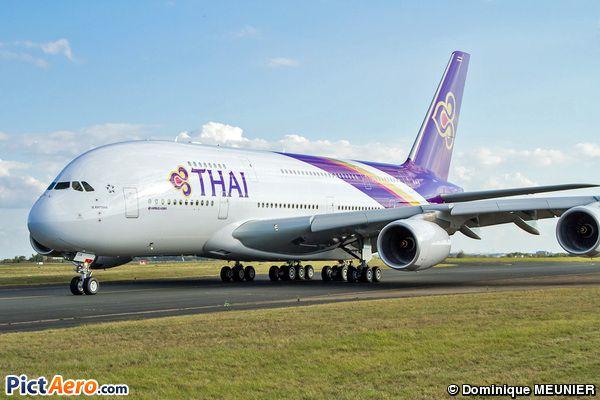 Thai Airbus A380