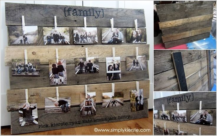 10 Unique and Cool Picture Frame Ideas 7