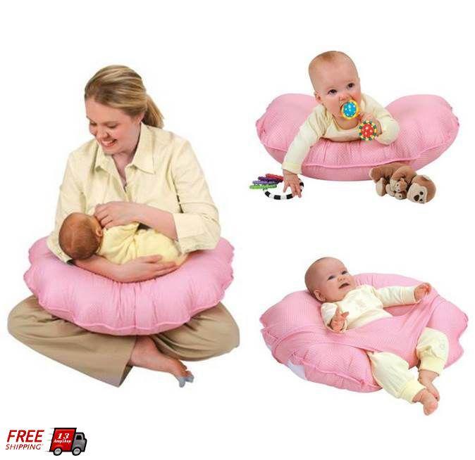 Breastfeeding Pillow Nursing Breast Feeding Newborn Infant Support Maternity New | eBay