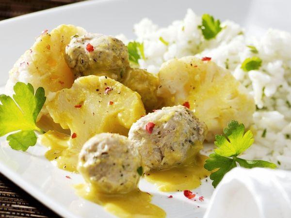 Curry met bloemkool en kip - Libelle Lekker!