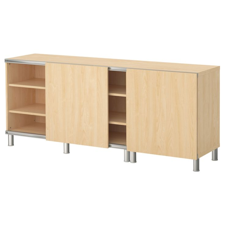 Commode Porte Coulissante Ikea