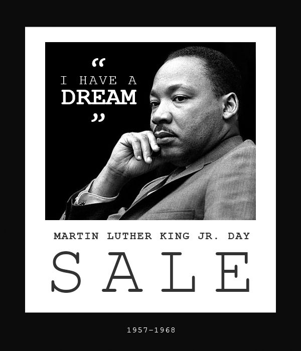 Cigar Deal: Martin Luther King Jr. Day $5 Off On All Orders Over $50! - $50.00