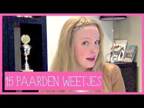 15 paarden weetjes   PaardenpraatTV - YouTube