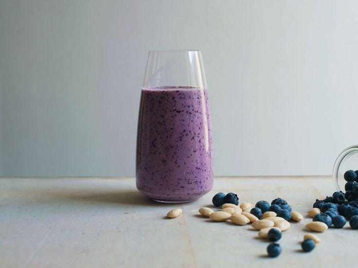 Blueberry smoothie - Recipes - Kitchen Stories