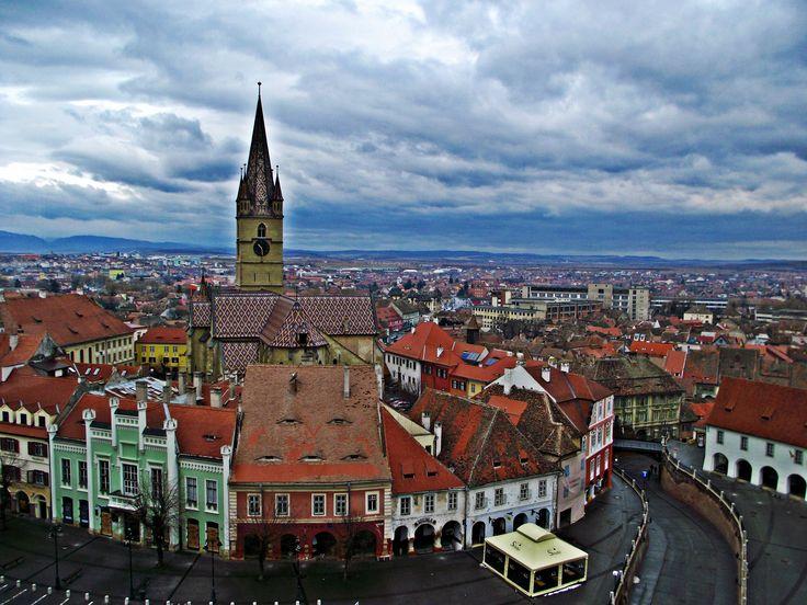 Tour in Transylvania in January