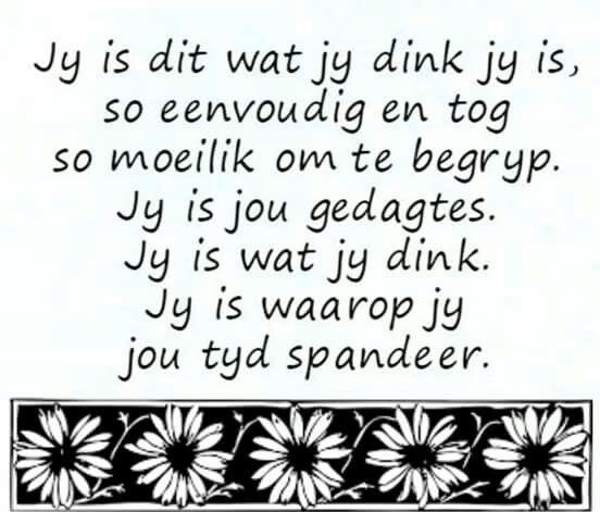 Jy is...