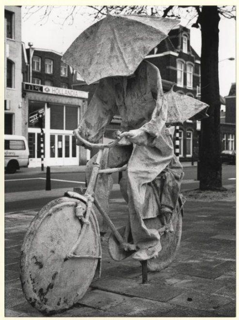 Kokshorn : Ode aan de fiets frans kokshoorn
