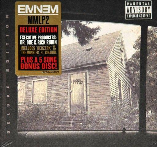 Kup teraz na allegro.pl za 60,00 zł - The Marshall Mathers LP 2 (Delux) - Eminem CD+DVD (7015448648). Allegro.pl - Radość zakupów i bezpieczeństwo dzięki Programowi Ochrony Kupujących!