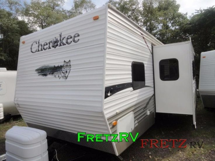 Used 2008 Forest River RV Cherokee 27Q Travel Trailer at Fretz RV | Souderton, PA | #12405