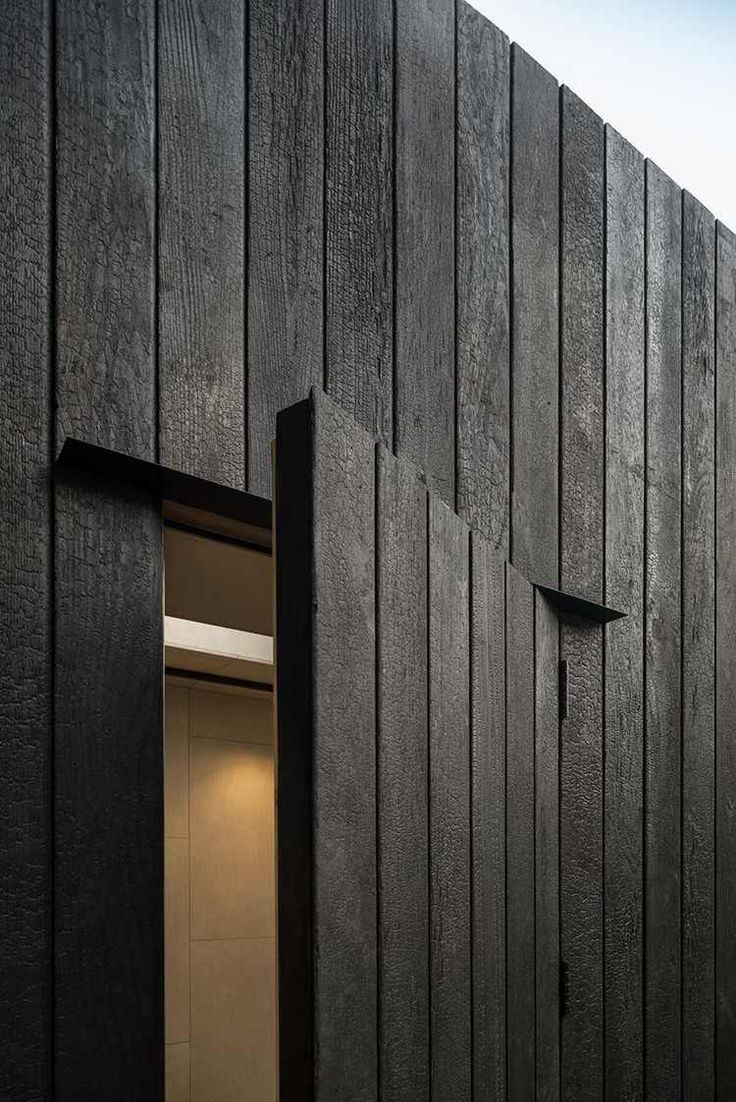 Extension de maison revêtue de bois de cèdre