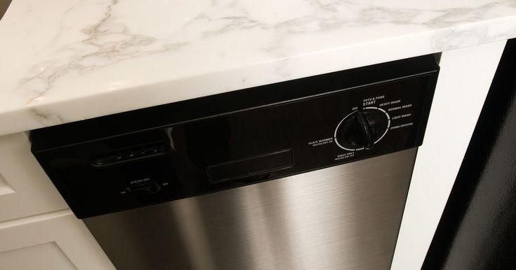 Como colocar detergente na máquina de lavar louças