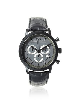 53% OFF 88 Rue du Rhone Men's 87WA130017 Black/Grey Stainless Steel Watch
