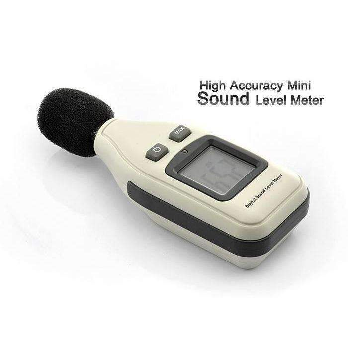 Mini Sound Level Meter High Accuracy 35 to 130 Decibels