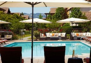 "The Lodge At Sonoma A Renaissance Resort and Spa  ""Nice place to stay - great food"""
