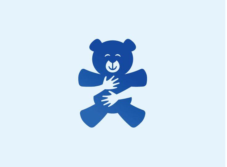 27 best 25+ Teddy Bear Logo Design Templates for Kids Store images ...