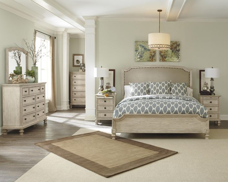 Demarlos Queen Bedroom Group By Signature Design By Ashley