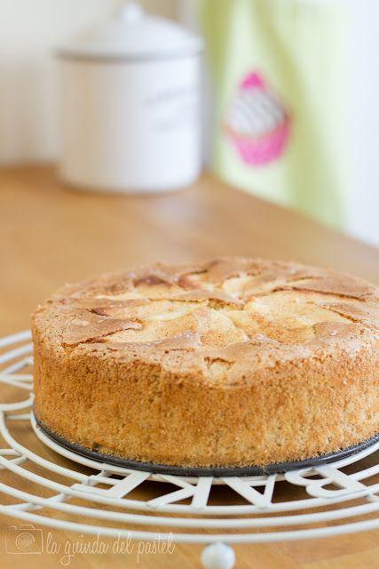 La guinda del pastel: Bizcocho de manzana