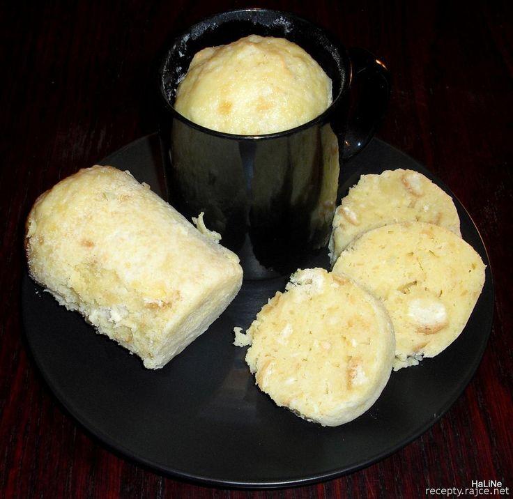 Nejedlé recepty: Hrnkové knedlíky houskové