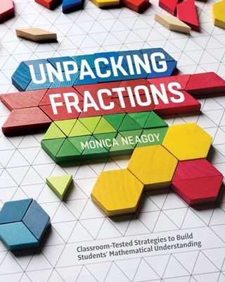 In this book, author Monica Neagoy addresses seven big ideas in the teaching and learning of fractions in grades 2-6. Each idea is supported by a vignette from a real classroom, common misconceptions, a thorough unpacking of productive mathematical thinking, and several multistep and thought-provoking problems for teachers to explore.