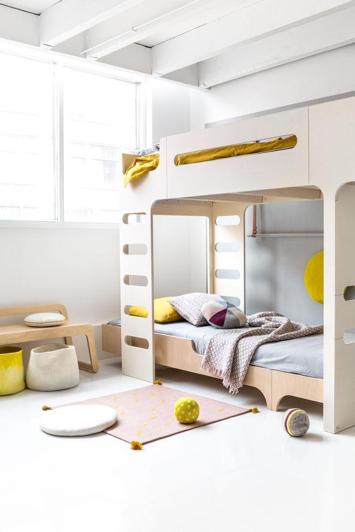 Das Rafa Kids Hochbett Ist Perfekt Fur Zwei Kleine Mause Geeignet