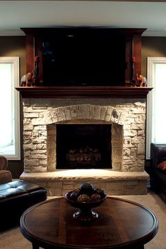 """indoor Fireplaces"" Design Ideas, Pictures, Remodel, and Decor - page 31"