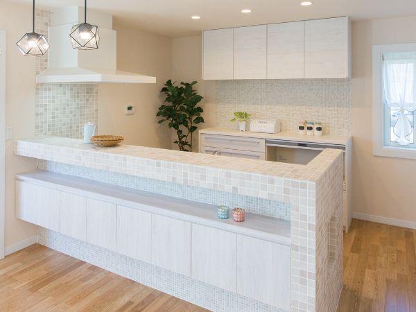 新進建設の新モデルハウス「ボレロ」