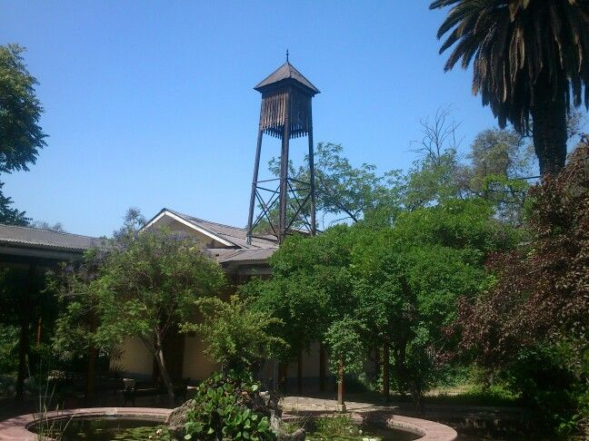 Jardín hospital San José