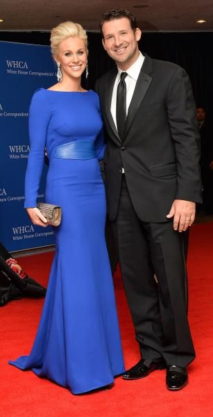 Candice Crawford and Tony Romo : NFL players' wives and girlfriends