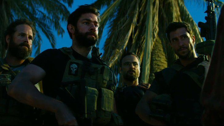 Pin for Later: Get Excited For 2016 Movies With Over 50 Trailers 13 Hours: The Secret Soldiers of Benghazi When it opens: Jan. 15