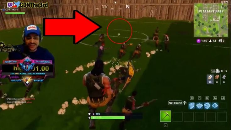 CDNThe3rd's EPIC Fortnite Soccer Match With Viewers - YouTube