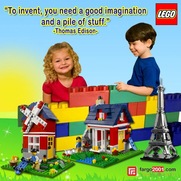 Berimajinasilah setinggi-tingginya dengan Mainan Edukatif dari Fargo2001.com! http://fargo2001.com/perlengkapan-bayi-amp-anak-anak-128/mainan-edukatif-74