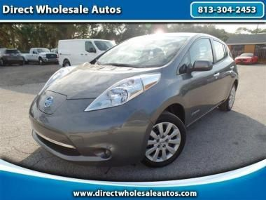 2015 Nissan Leaf S  - https://www.auctionexport.com/en/Inventory/Info/2015-nissan-leaf-s-hatchback-4-doors-106405483?searchID=1580560353#.WNQtRTsrKUk