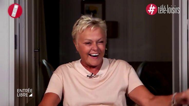 Muriel Robin en string au carnaval de Rio .. l'énorme fou rire ! zap tv