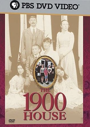 The 1900 House - http://www.amazon.com/The-1900-House-Artist-Provided/dp/B0000AYL45/ref=sr_1_2?ie=UTF8&qid=1381116401&sr=8-2&keywords=PBS+The+1900+House