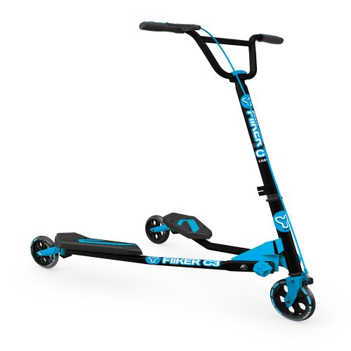 y flicker carver | Volution Y Fliker – Y Flicker Carver C3 3 wheeled scooter for kids