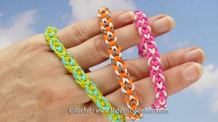 bracelets br siliens lastiques enfants bracelets. Black Bedroom Furniture Sets. Home Design Ideas