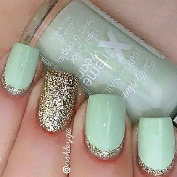 Mejores 124 imágenes de Nails / Ongles en Pinterest | Uñas bonitas ...