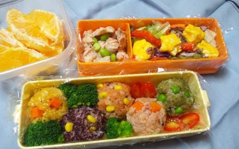 today's my lunch box.