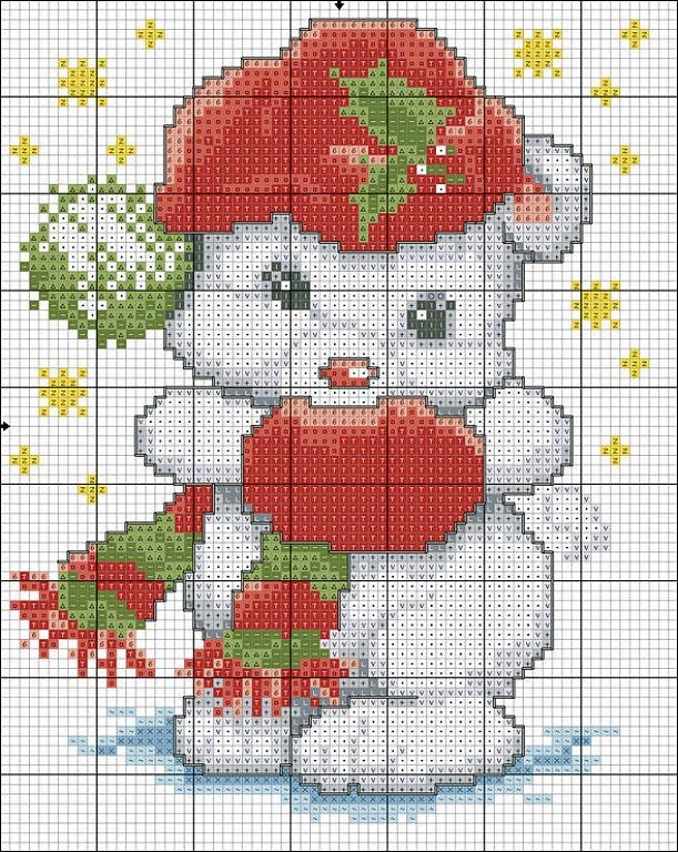 Anna Cross Stitch: cross-stitch