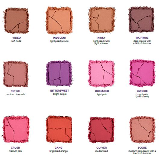 I Am THE Makeup Junkie: Urban Decay Summer 2015: Afterglow Blush #UDSummerNights #UrbanDecay #AfterglowBlush #Summer2015