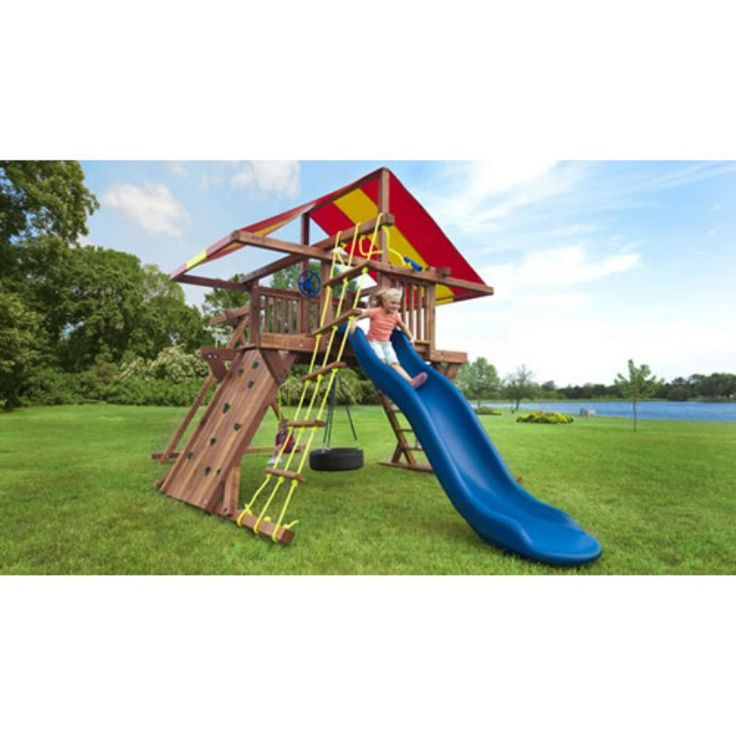 18 best Playsets images on Pinterest | Play sets, Swing sets and Swings